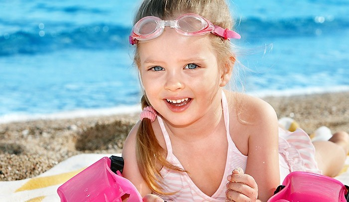 Как безопасно и комфортно отдохнуть в Греции с детьми