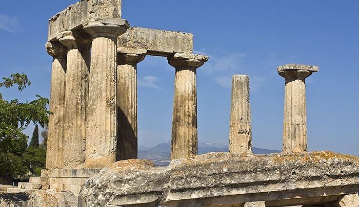 Отдых на Пелопоннесе в сентябре 2013 года вместе с «Пантеон»