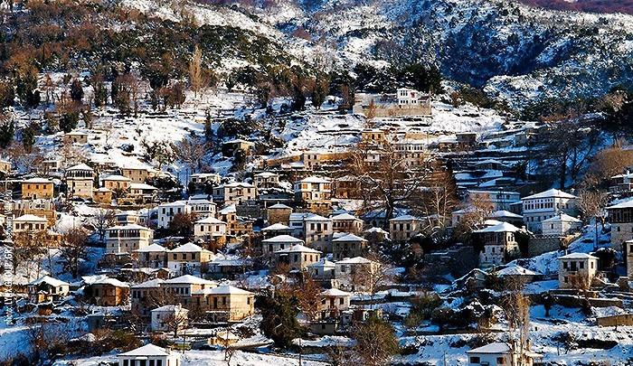Рождество в Греции с Beleon Tours
