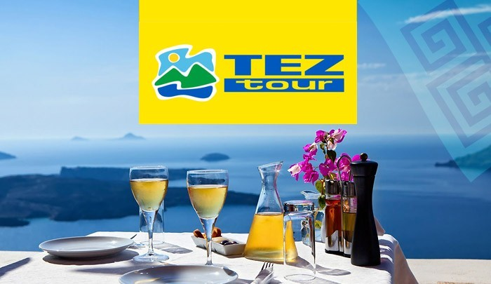 Отдых в Греции с TEZ TOUR