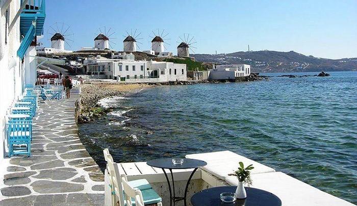 Тур «Афины – Миконос – Парос – Санторини за 10 дней» от BELLAIR TRAVEL Ltd.
