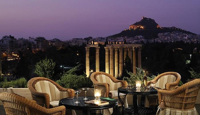 Как выбрать отель в Афинах