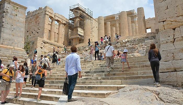 Афинский Акрополь: очень популярно, но стоит посетить