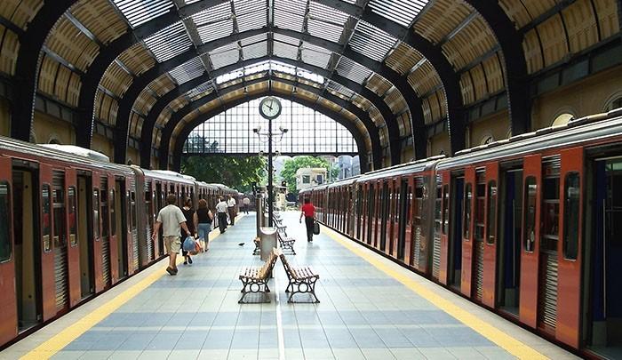 Бесплатный Wi-Fi на вокзалах и метро в Афинах