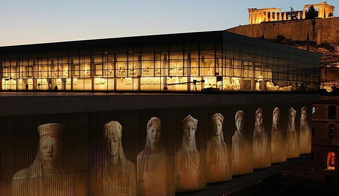 20 июня Музей Акрополя празднует свое пятилетие!
