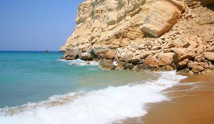 Секреты нудистов: «Красный пляж» Крита