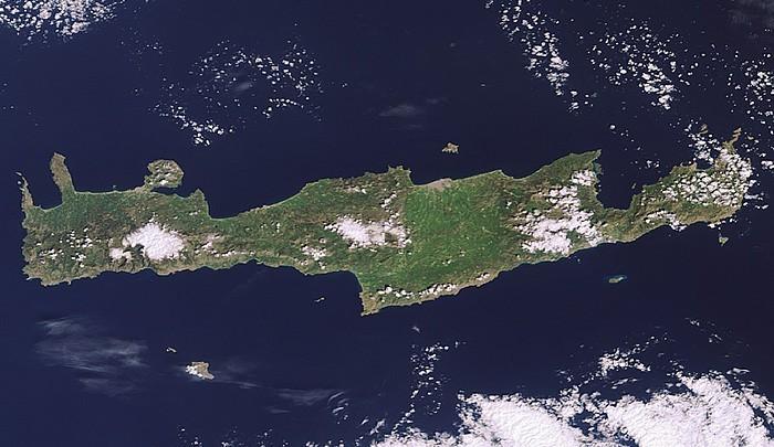 Почему туристы выбирают Крит?