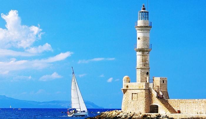 Где греки предпочитают проводить свой отпуск?