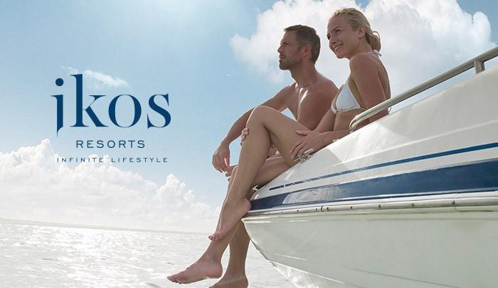 Ikos Resorts представит новую концепцию отдыха All inclusive