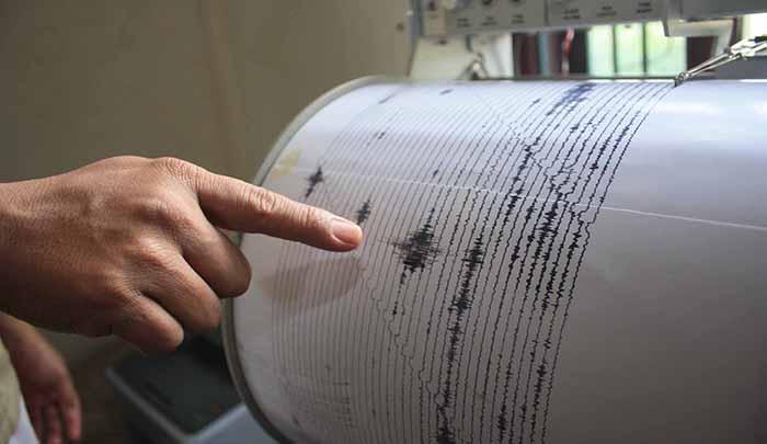 Землетрясение магнитудой 4,6 баллов произошло на Крите