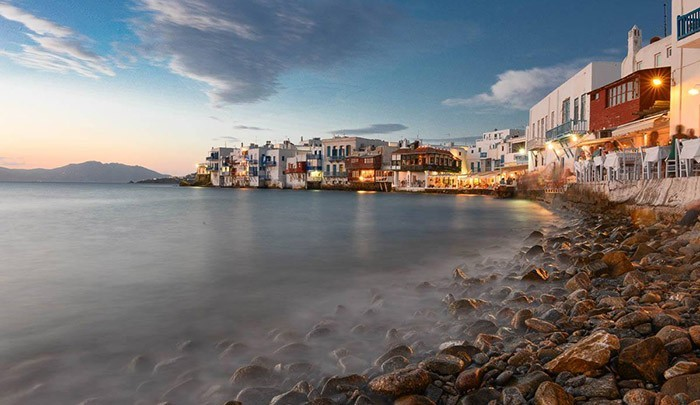 Миконос – в числе популярных направлений 2015 года
