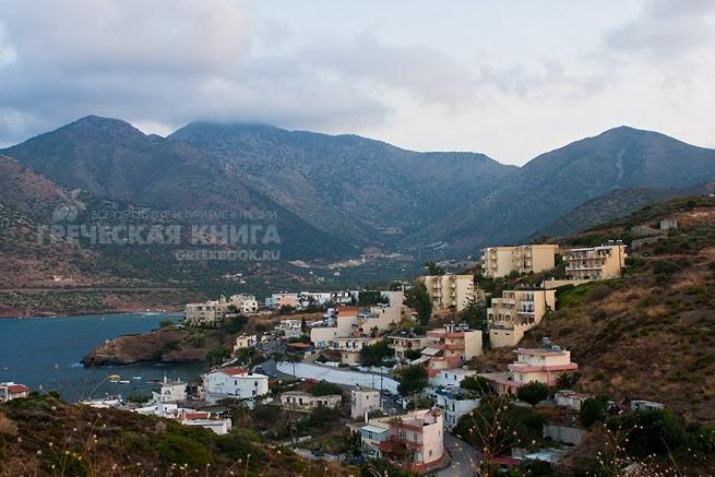 деревня Бали Крит