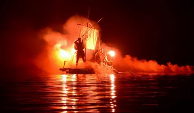 фестиваль Баркарола на Корфу