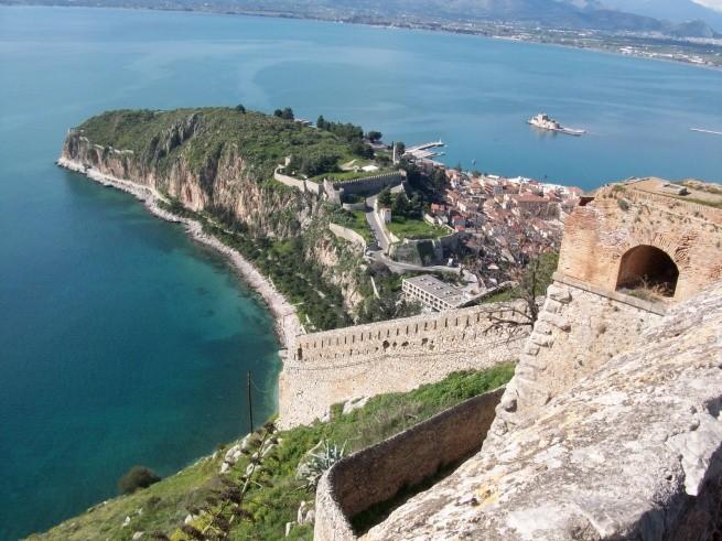 Пять мест для посещения Греции осенью