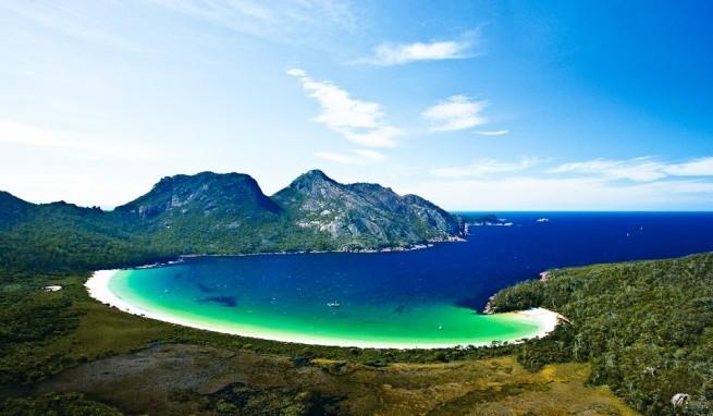 Два греческих пляжа вошли в список самых лучших в мире