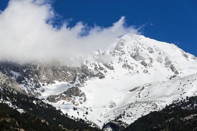 Зимой в Грецию: умиротворение на островах и пик сезона в горах
