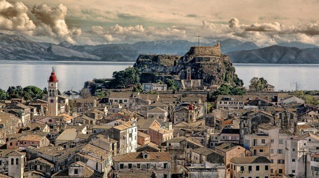 Обзорная экскурсия по Корфу