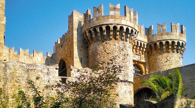 дворец великих магистров Родос