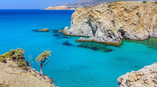 море на Милосе