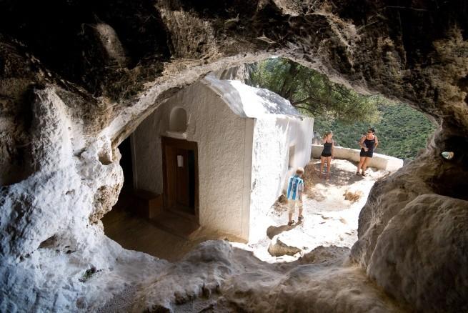 Пещера Пифагора 1