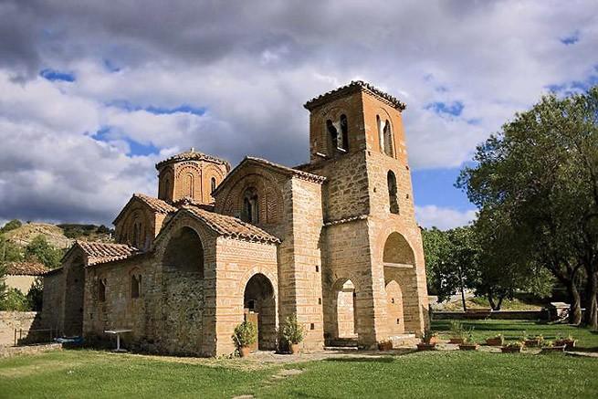 Церковь Святого Георгия Касторья