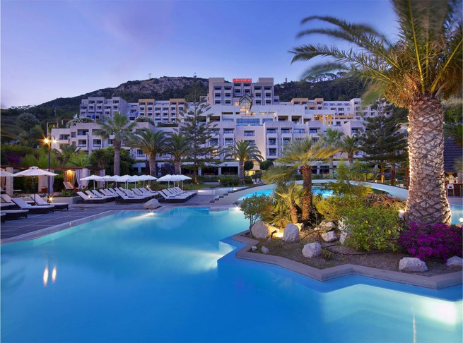 Sheraton Rhodes Resort 3