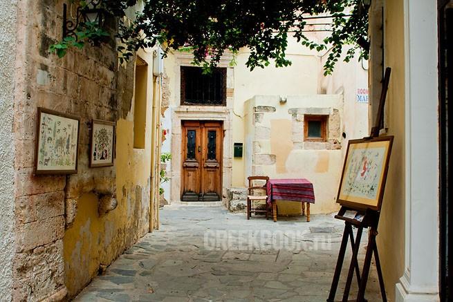 Ханья - романтика узких переулков и венецианской архитектуры