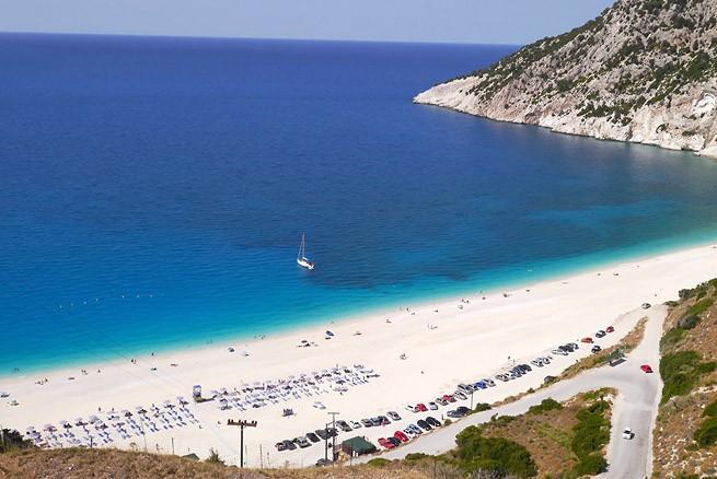пляж Миртос 2