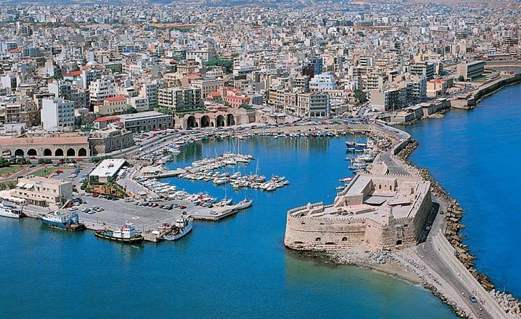 Крепость Кулес на Крите