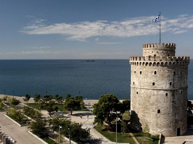 Салоники – центр современной Македонии