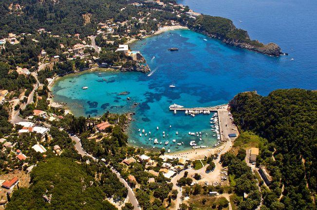 Остров Корфу – изумрудный оазис Средиземноморья