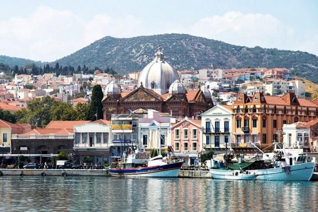 Остров Лесбос снова стал принадлежать Греции в 1912