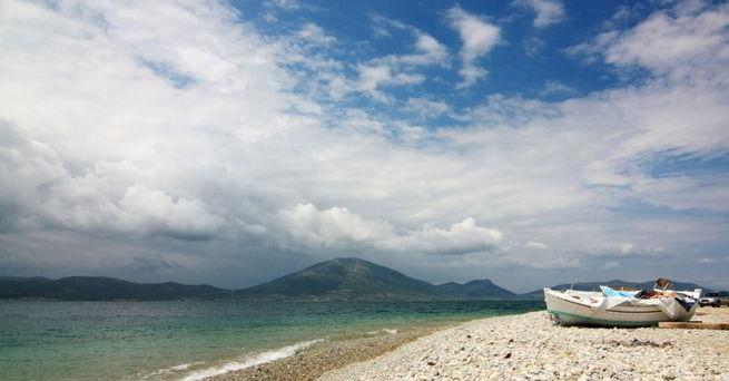 Тихий отдых на острове Эвия (Эвбея)