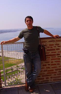 Гид в Афинах и по Греции Димитрис Сидиропулос