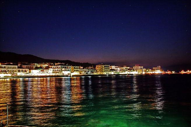 Остров Спецес, Греция