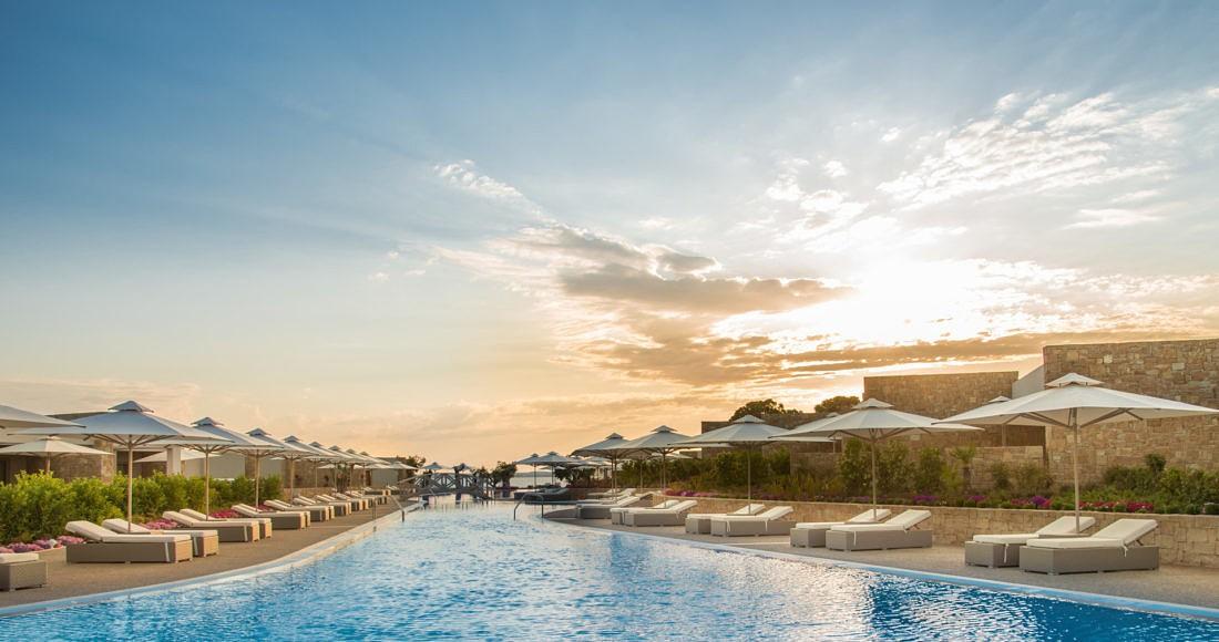 Новая концепция пляжной жизни от Ikos Resorts