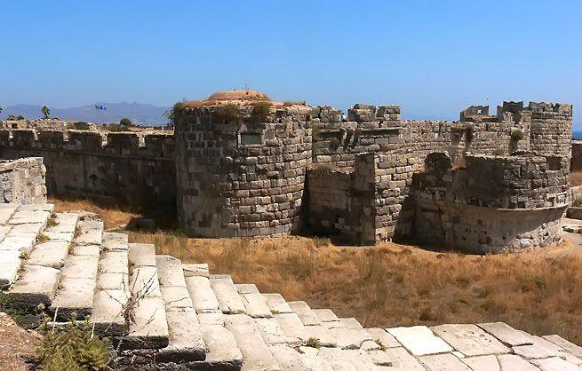 Крепость Иоаннитов (Форт рыцарей ордена св. Иоанна)