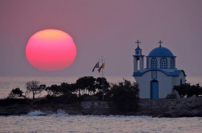 Икария - остров древнегреческих мифов