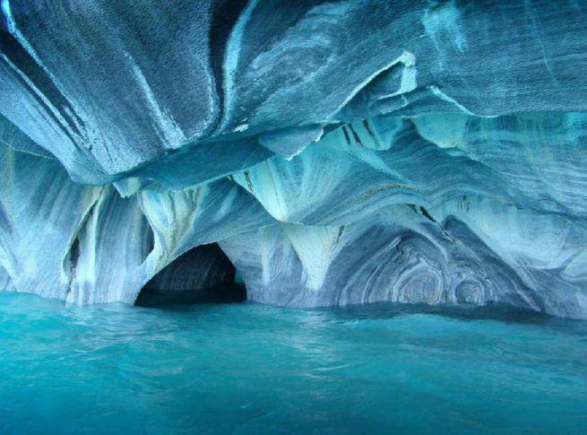 голубые пещеры на Закинфе 2