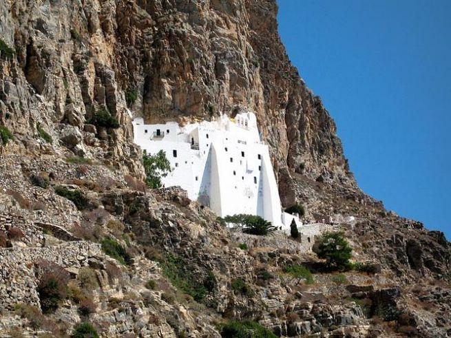 Монастырь Панагии Хозовиотиссы