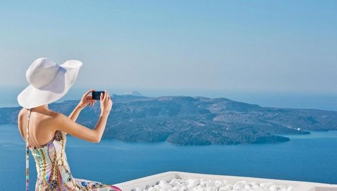 что фотографировать на Санторини
