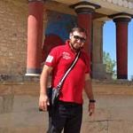 Георгий Тцаклидис гид в Афинах