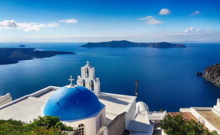 5 лучших греческих островов для двоих