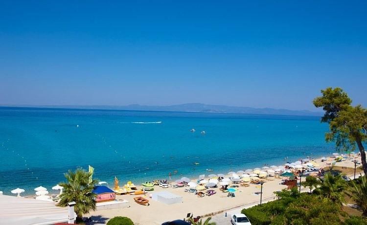 В отпускном сезоне-2015 греки выбрали Халкидики