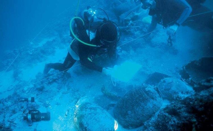 Греческие археологи обнаружили античный город у побережья Элунды