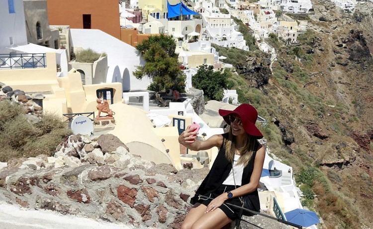 Греция отмечает увеличение туристического потока в 2015 году, вопреки прогнозам