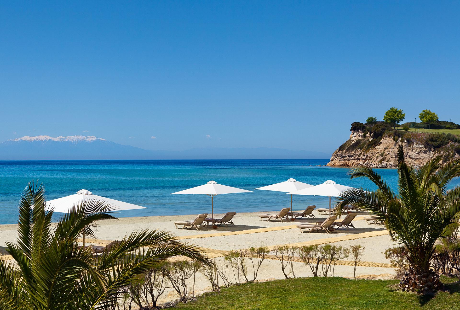 Sani Resort - излюбленное место отдыха в бархатный сезон