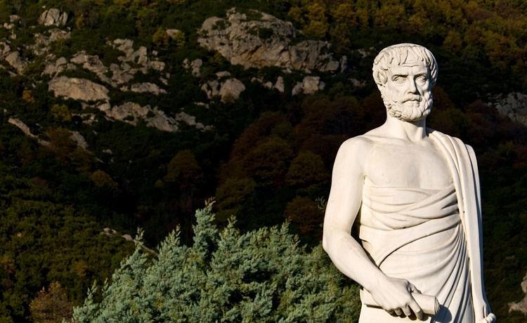 Полуостров Халкидики получил награду за Аристотеля
