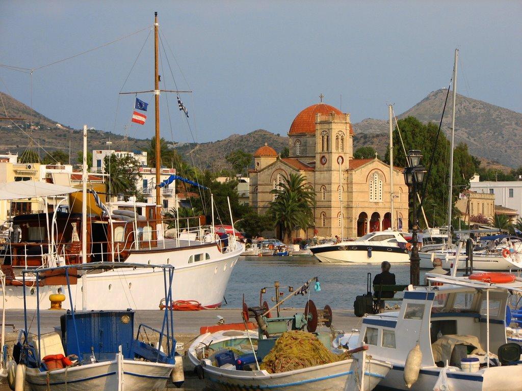 Наследие веков: что посмотреть на острове Эгина