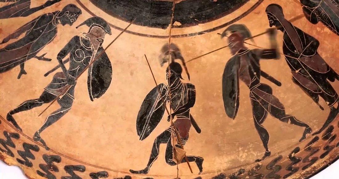 По следам древнегреческих мифов. Часть II